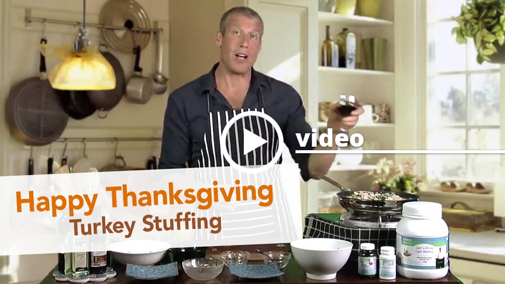 Gabriel Method Gluten Free Thanksgiving Stuffing